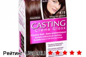 Краска для волос casting