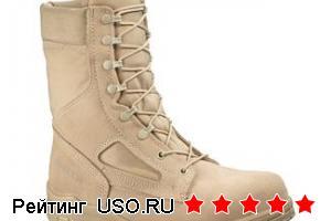 Демисезонные ботинки Bates 8 LIGHTWEIGHT DURASHOCKS DESERT ST