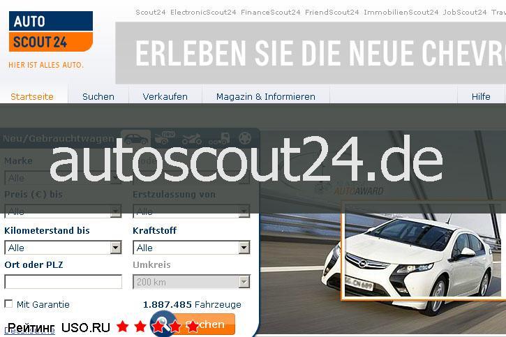 Autoscout 24. de —