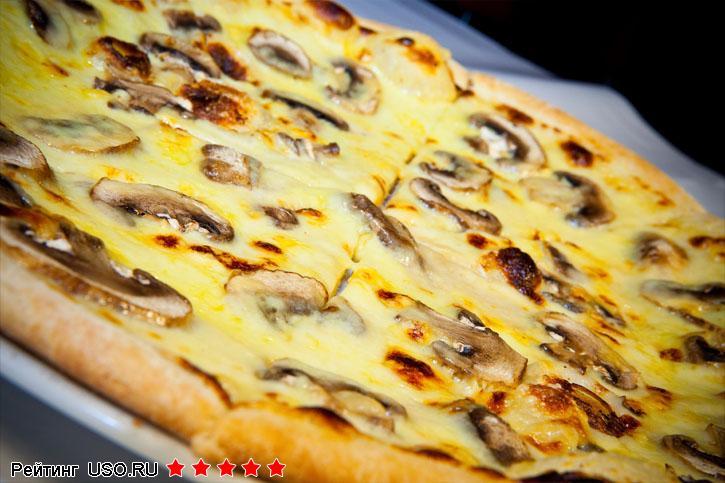 самая легкая пицца рецепт без дрожжей