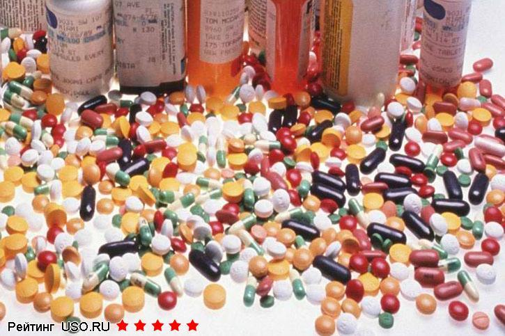 какие лекарства принимать от паразитов