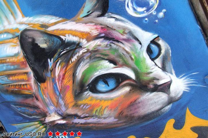 Как нарисовать граффити в