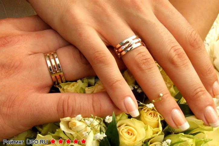 На каком пальце носят обручальное кольцо турки