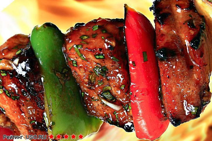 Как замариновать мясо с уксусом для шашлыка из свинины рецепт с